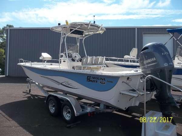 New Carolina Skiff DLV 238 Skiff Boat For Sale