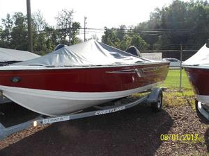 New Crestliner 1700 Vision Freshwater Fishing Boat For Sale