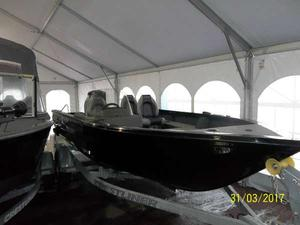 New Crestliner 1750 Fish Hawk SC Freshwater Fishing Boat For Sale