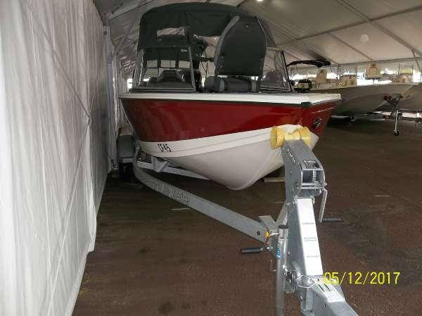 New Crestliner 1750 Fish Hawk WT Freshwater Fishing Boat For Sale