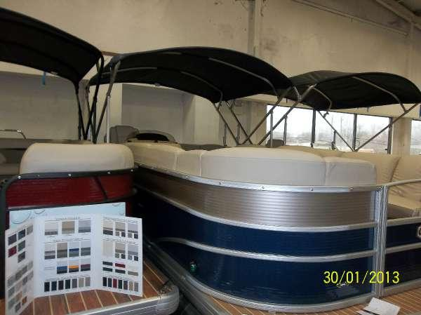 New Sweetwater SWPE 215 C Pontoon Boat For Sale