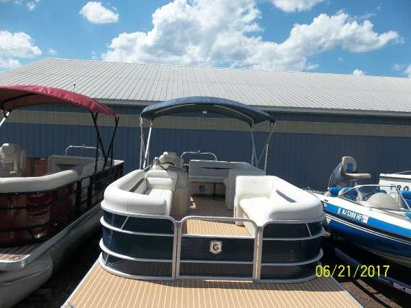 New Sweetwater SW 2486 C Pontoon Boat For Sale
