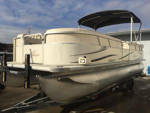 Used Sunchaser 8524 Cruise Pontoon Boat For Sale