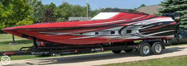 Used Crusader Cat 27 Power Catamaran Boat For Sale