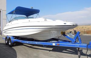 Used Glastron DX235DX235 Deck Boat For Sale