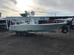 Used Sea Born 25 FX Bay Boat For Sale