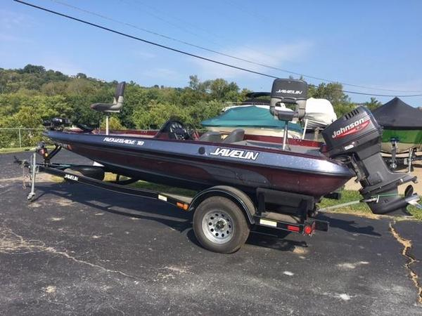 Used Javelin R18 Bass Boat For Sale
