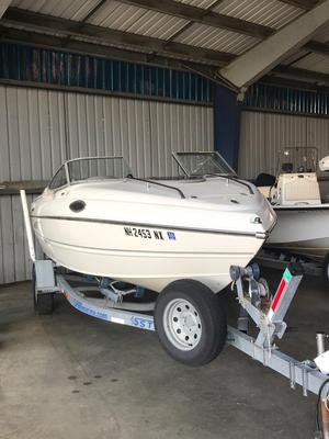 Used Stingray 195 cs Bowrider Boat For Sale