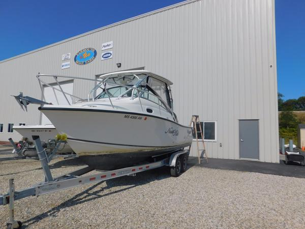 Used Mako 234 Walkaround Center Console Fishing Boat For Sale