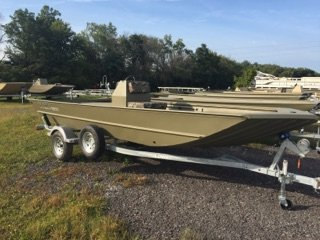 New Lowe Roughneck 1860 Center Console Jon Boat For Sale