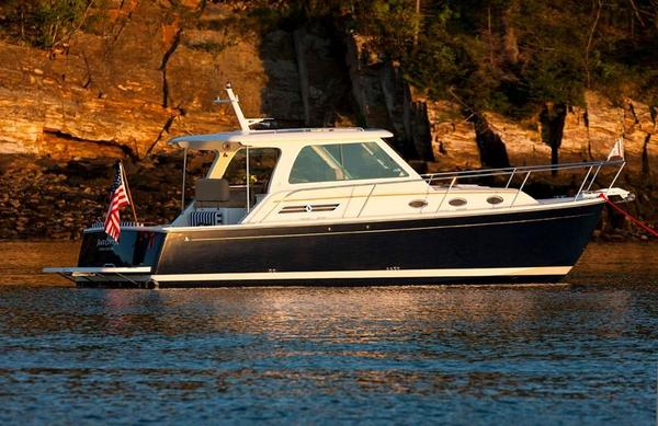 New Back Cove 34 Downeast Fishing Boat For Sale