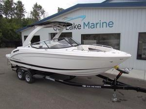 New Chaparral 257 SSX Ski and Wakeboard Boat For Sale