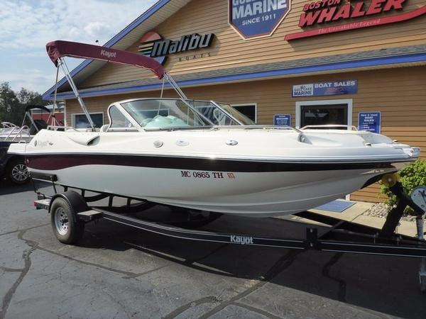 Used Kayot V200 Runabout Boat For Sale
