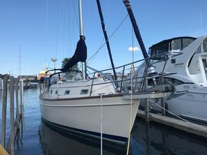 Used Island Packet 350 Schooner Sailboat For Sale