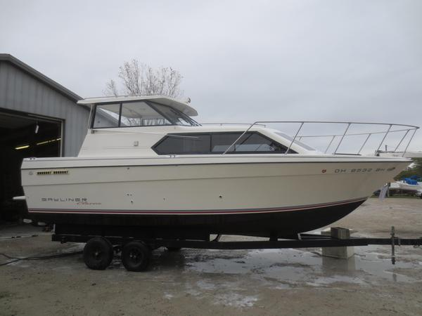 Used Bayliner 2859 Classic HT Cruiser Boat For Sale