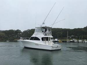 Used Post 42 Convertible Fishing Boat For Sale