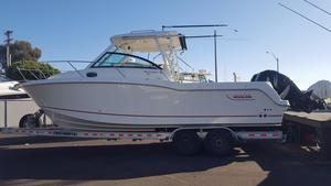 New Boston Whaler 285 Conquest Walkaround Fishing Boat For Sale