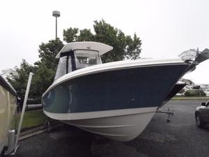 Used Edgewater 262cc Saltwater Fishing Boat For Sale