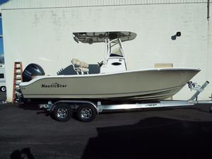 New Nauticstar 22 XS22 XS Center Console Fishing Boat For Sale