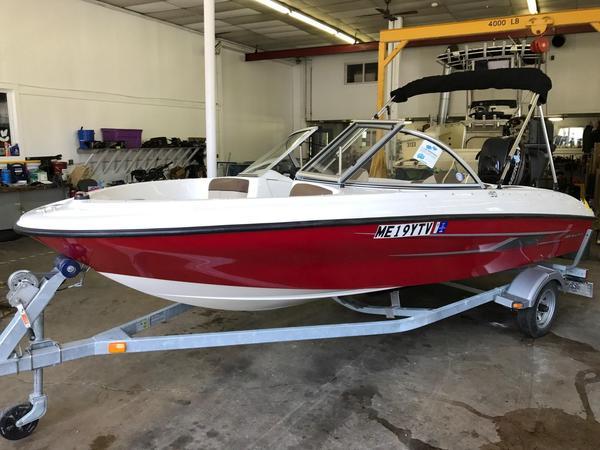 Used Bayliner 160 BR Bowrider Boat For Sale