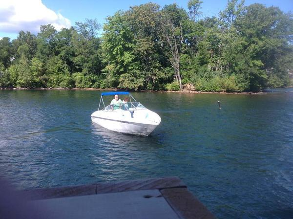 Used Vip 2440 Volante Bowrider Boat For Sale