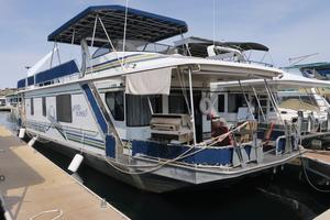 Used Stardust Cruisers CUSTOM HOUSEBOAT House Boat For Sale