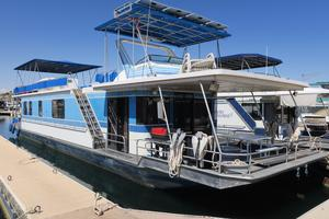 Used Stardust CUSTOM HOUSEBOAT House Boat For Sale