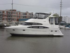 Used Carver 396 Motor Yacht Aft Cabin Boat For Sale