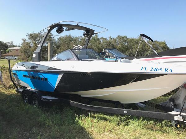 Used Malibu Wakesetter 25 LSV Ski and Wakeboard Boat For Sale