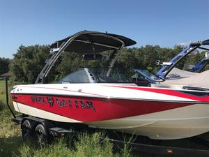 Used Malibu Wakesetter 23 LSV Ski and Wakeboard Boat For Sale
