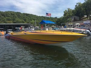 Used Fountain 47 Lightning Cruiser Boat For Sale