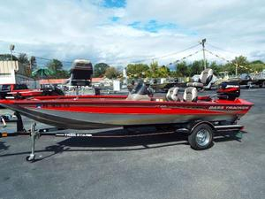 Used Tracker Pro Team 185 Bass Boat For Sale