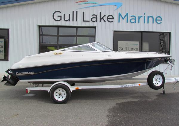 Used Crownline 176SS176SS Bowrider Boat For Sale