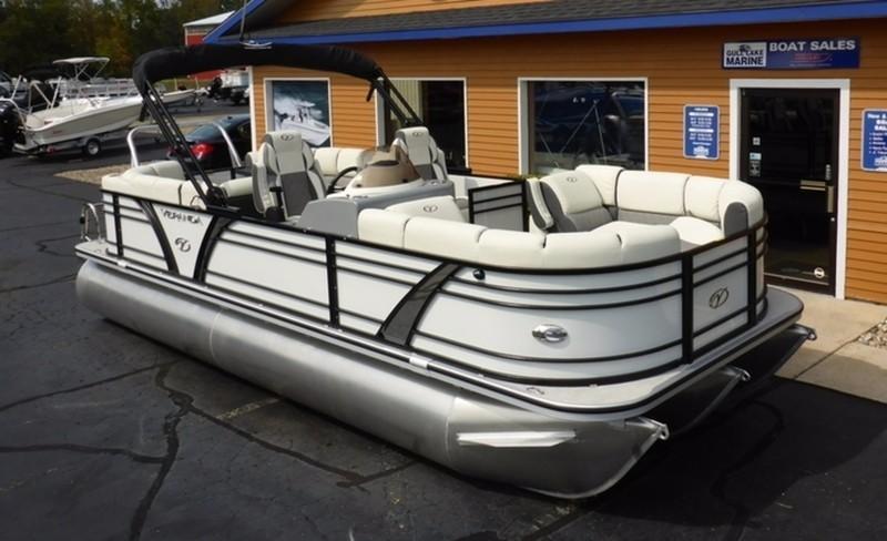 Veranda 2018  2018 New Veranda VP 22RC Tritoon Pontoon Boat For Sale - $56,995 ...