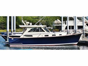 Used Legacy Hardtop Express Downeast Fishing Boat For Sale