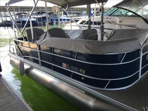 Used Sweetwater SW 2086 Pontoon Boat For Sale