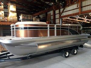 New Bennington 21 SSRX SPS TRITOON Pontoon Boat For Sale