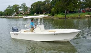 Used Jones Brothers 23 Lite Tackle Center Console Fishing Boat For Sale