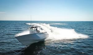 Used Cape Horn 32 Center Console Sports Fishing Boat For Sale