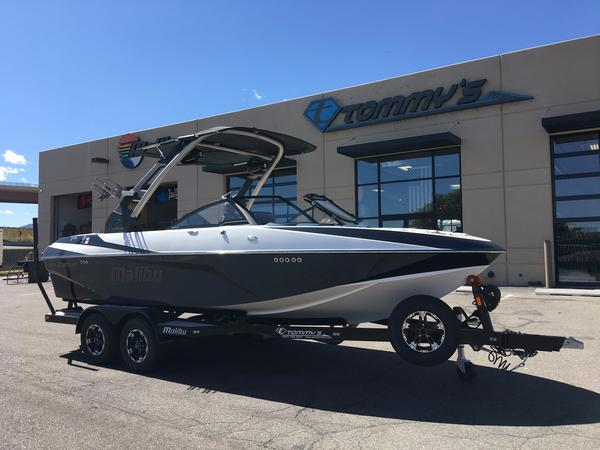 New Malibu Ski and Wakeboard Boat Ski and Wakeboard Boat For Sale