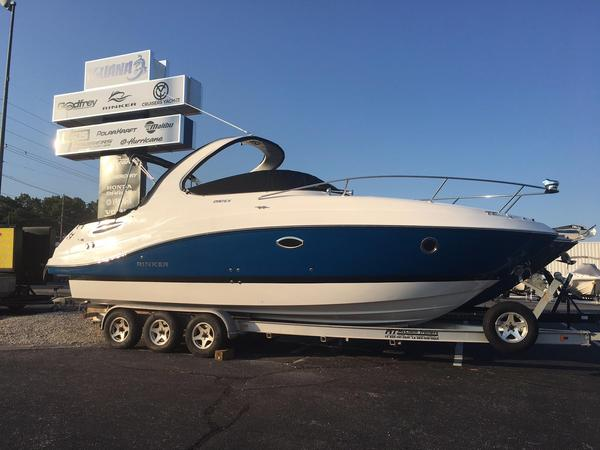 New Rinker 290 Express Cruiser Express Cruiser Boat For Sale