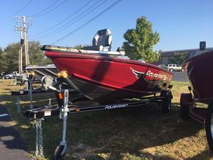 New Polar Kraft 165 SC Aluminum Fishing Boat For Sale