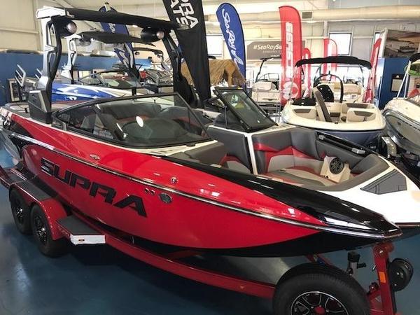 New Supra SR Ski and Wakeboard Boat For Sale