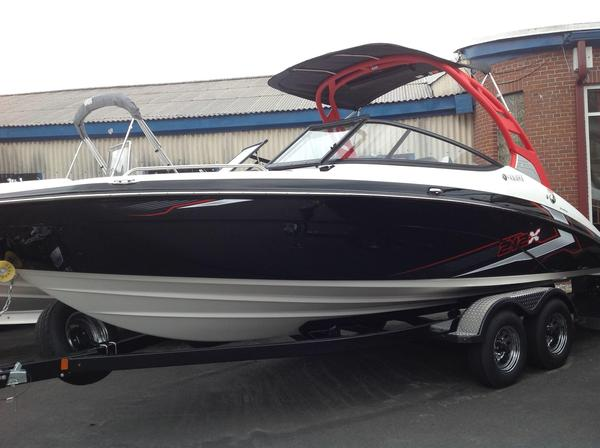 New Yamaha Boats 212X212X Jet Boat For Sale