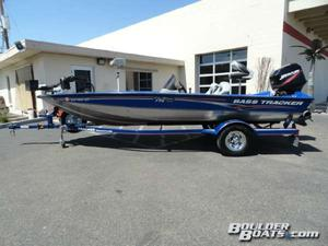 Used Tracker Pro Team 175 TXW Freshwater Fishing Boat For Sale