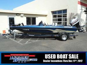 Used Nitro NX 882 Freshwater Fishing Boat For Sale