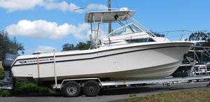 Used Grady-White 272 Sailfish WA Walkaround Fishing Boat For Sale