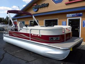 Used Misty Harbor 2085 CS Pontoon Boat For Sale