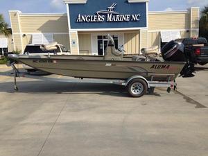 Used Alumacraft Bay Boat For Sale