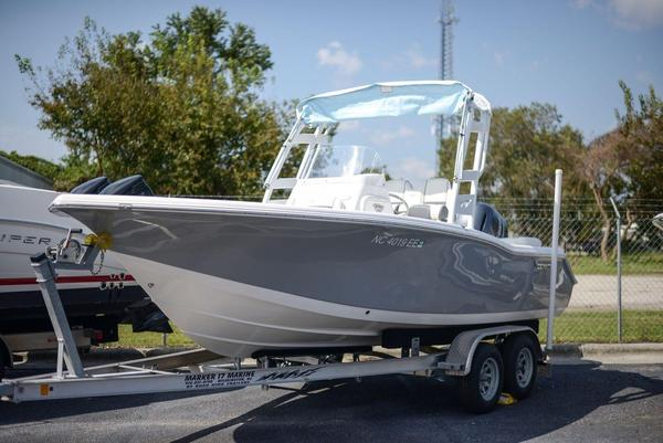Used Tidewater Boats Center Console Fishing Boat For Sale